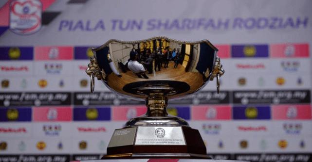 Piala Tun Sharifah Rodziah tahun ini dibatalkan