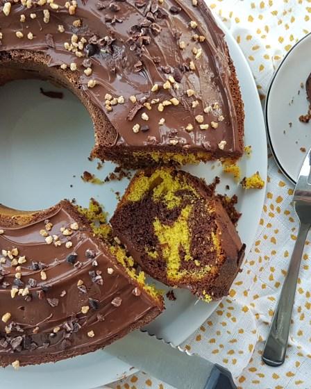 Titelbild des Rezept-Posts für Marmorkuchen von Cake Confession
