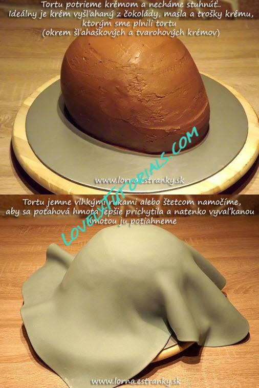 Candy Cake Decorating Ideas