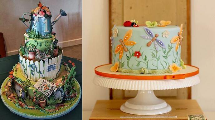 Gardening Cakes Cake Geek Magazine