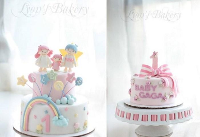 1st Birthday Cakes Cake Geek Magazine