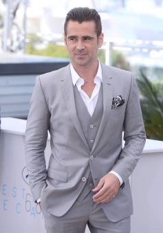 Colin Farrell - Cannes 2015, Jour 3