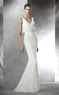Preslie Wedding Dress - Pronovias
