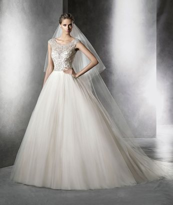 Prismal Wedding Dress - Pronovias