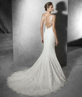 Prunelle Wedding Dress - Pronovias