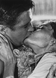Audrey Hepburn & George Peppard - Breakfast at Tiffany's (1961)