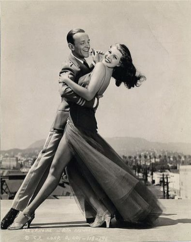 Fred Astaire & Rita Hayworth