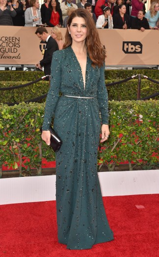 Marisa Tomei in Zuhair Murad - SAG Awards 2016