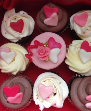 Valentines Day CupCakes