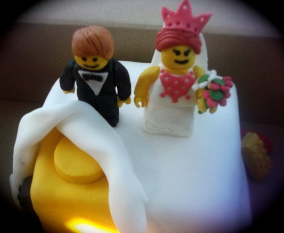 Lego Wedding time