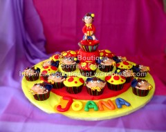 Cupcakes do Noddy