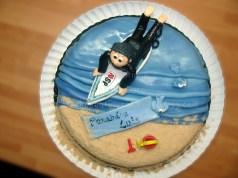 Bolo do Surfista