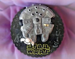 Bolo Guerra das Estrelas - Star Wars