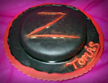 Bolo do Zorro