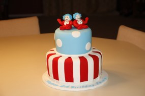 Cat In The Hat Cake