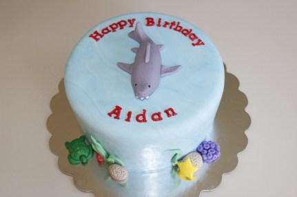 Shark Cake
