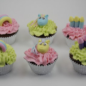 My Little Pony Cupcake