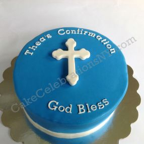 confirmation-cake