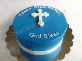confirmation-cake