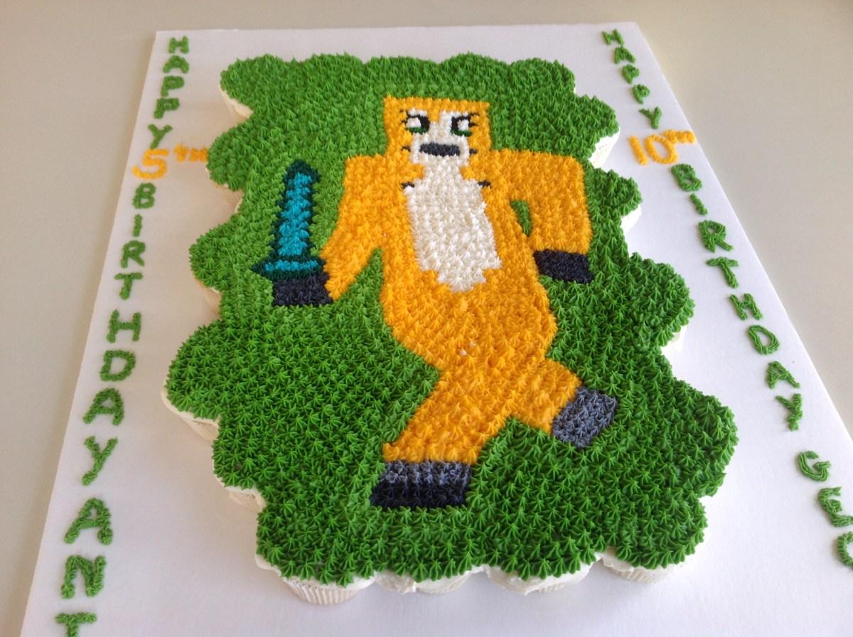 Minecraft - Stampy Cat