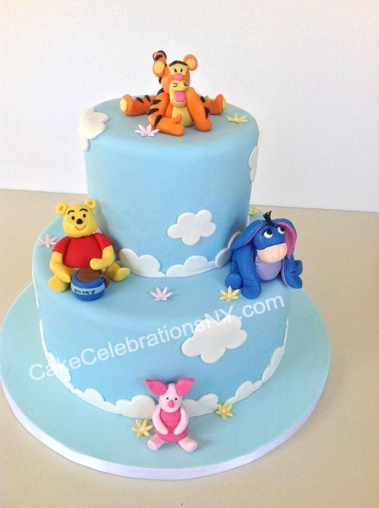 pooh-cake