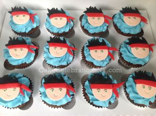 Jake-the-pirate-cupcakes