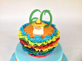 Caribbean-cake