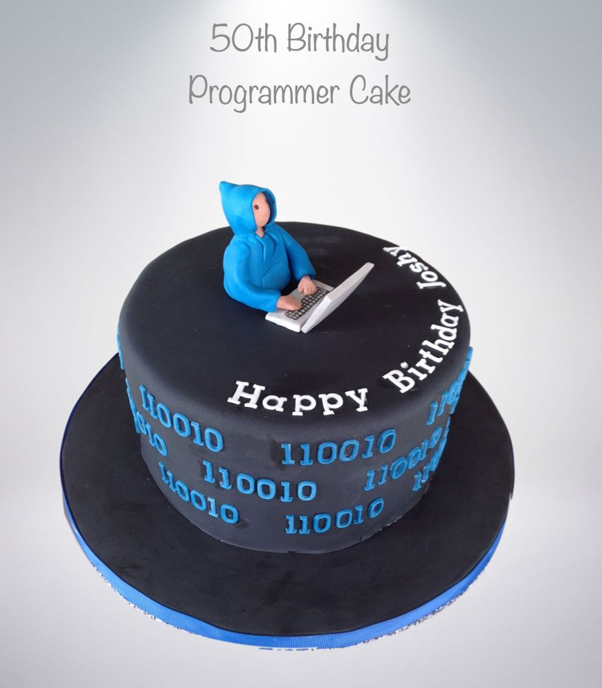 Excellent Computer Programmer Cake Cake Celebrations Monroe Ny Funny Birthday Cards Online Barepcheapnameinfo