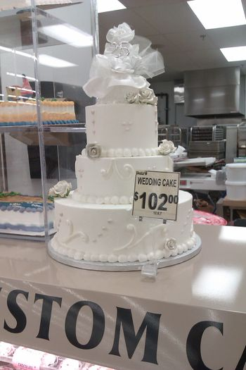 Pictures Of Walmart Wedding Cakes : pictures, walmart, wedding, cakes, Forget, Walmart., Behold:, Fiesta, Wedding, Cakes, CakeCentral.com