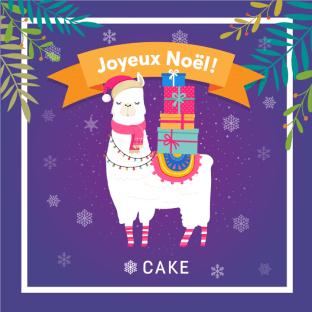 Chers amis de l'agence, en ce 25 décembre, toute l'équipe de Cake vous souhaite un très joyeux Noël! ??
