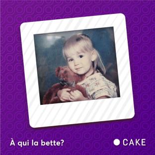 👼 THROWBACK TUESDAY 👼 Une longue chevelure blonde et des yeux presque noirs : elle n'a pas changé depuis le temps! Pouvez-vous deviner de qui il s'agit?