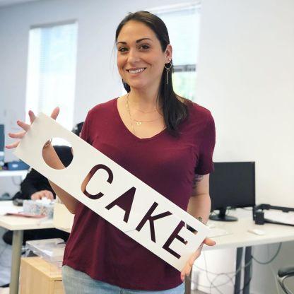 Dites salut à Stéphanie, notre nouvelle rédactrice & conceptrice, spécialiste en remue-méninge#toutnouveautoutbeau#newcoworker#marketingnumerique#agencylife