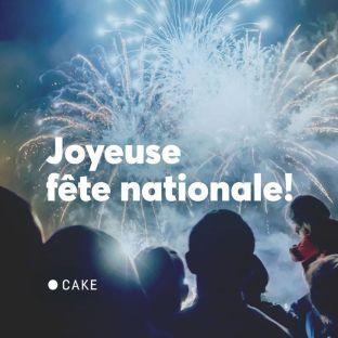 En cette fête nationale, brillez de mille feux! 💥  Bonne Saint-Jean!