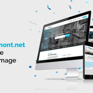 Wow! Quel bonheur pour nous de voir un client si enthousiaste 🎉 Nous sommes très fiers d'avoir participé à la réalisation du tout nouveau site Web du Groupe Grandmont! Allez y jeter un oeil 🧐👇