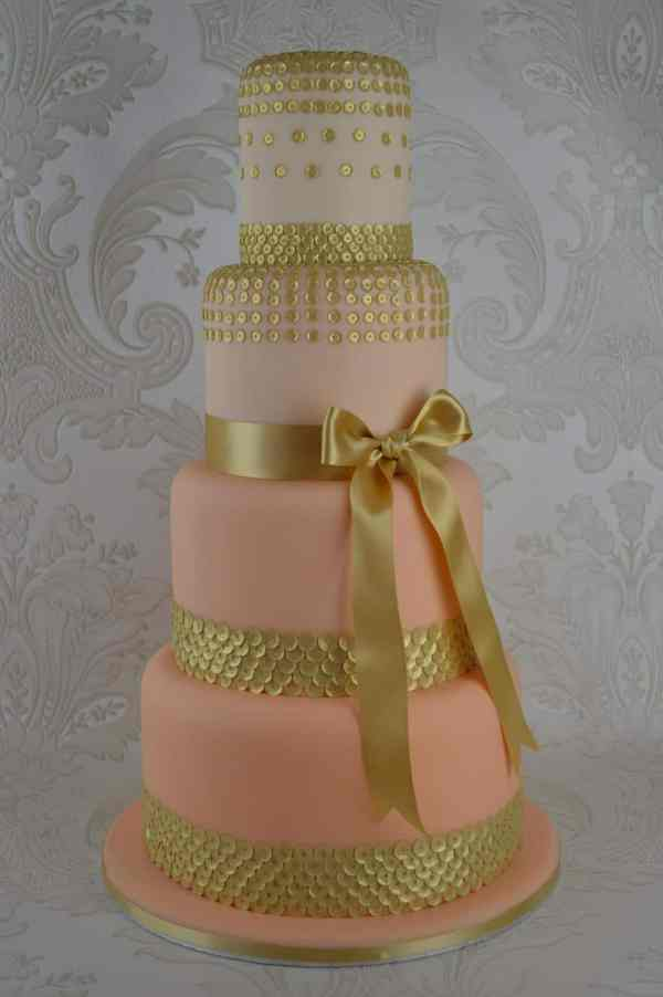 Claire Bowman - Sequins Cake Craftcake Craft