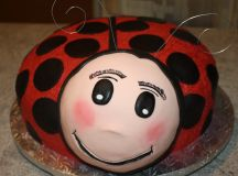 Lady Bug Cake images 0