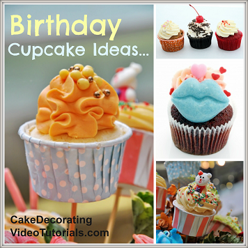5 Birthday Cupcake Ideas That Are Sure To Impress