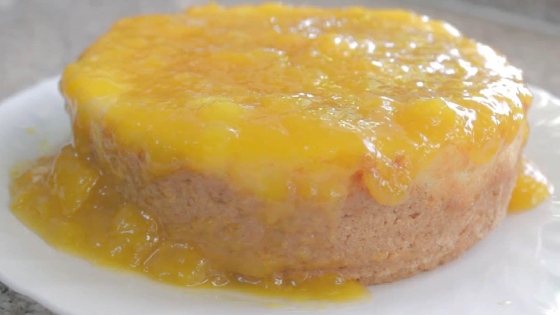Cheesecake de Mango súper cremoso