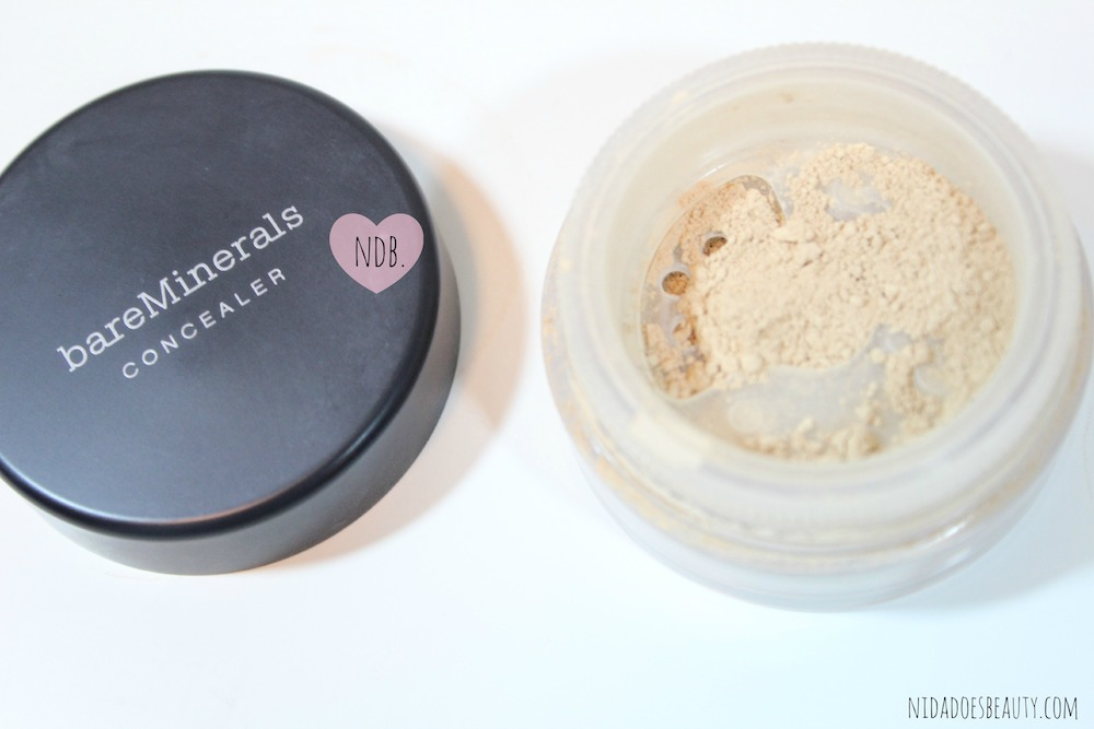 Beauty Review, Bare Minerals, Well Rested, Well Rested Review, Swatches, Bare Minerals review