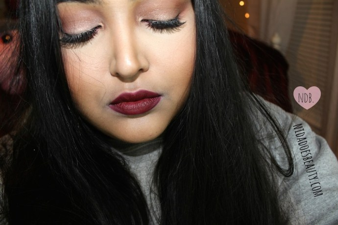 Thanksgiving makeup tutorial, MAC cosmetics, MAC honey lust, MAC brown script, Thanksgiving, Makeup tutorial