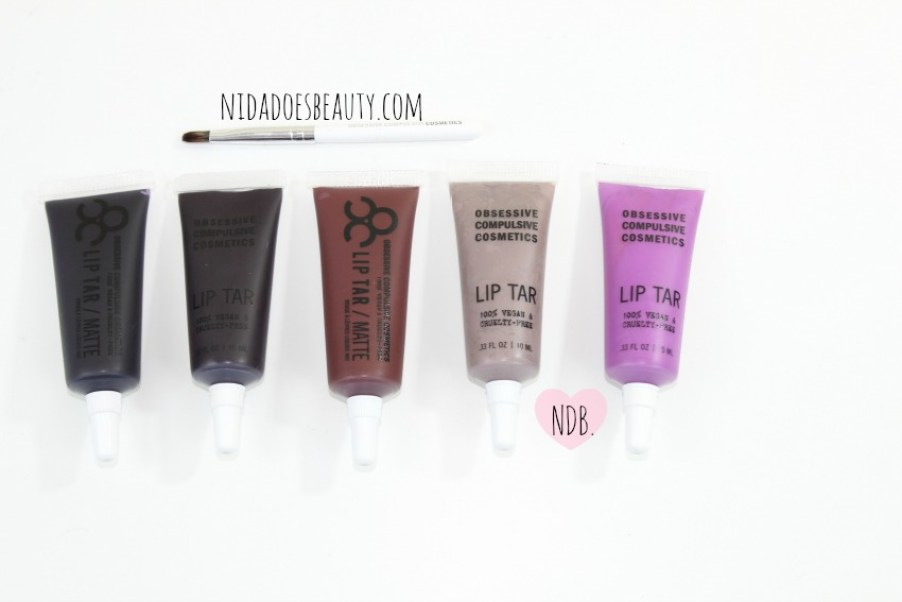 Review, Makeup Reviews, Rating, OCC lip tar, OCC lip tar review, OCC sebastian, OCC Anita, OCC Hoochie, OCC Black Dahlia, OCC Pagan, Dark lips, lipstick reviews