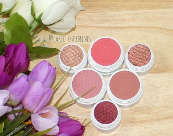 Colourpop Eyeshadow review, colourpop review, drift, la la, sequin, swatches, review, colourpop blushes, colourpop blush review, fox, between the sheets, birthday suit review, beauty blog