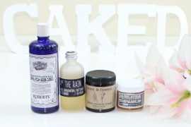 Urban Outfitters Skincare, urban outfitters beauty, review, urban outfitters review, Roberts Florentine Rose Water, Belmondo The Rain cleanser, Roots & Flowers Detox Mineral Mask, and Wild Honey Apothecary Buttermilk Sandalwood Honey Mud