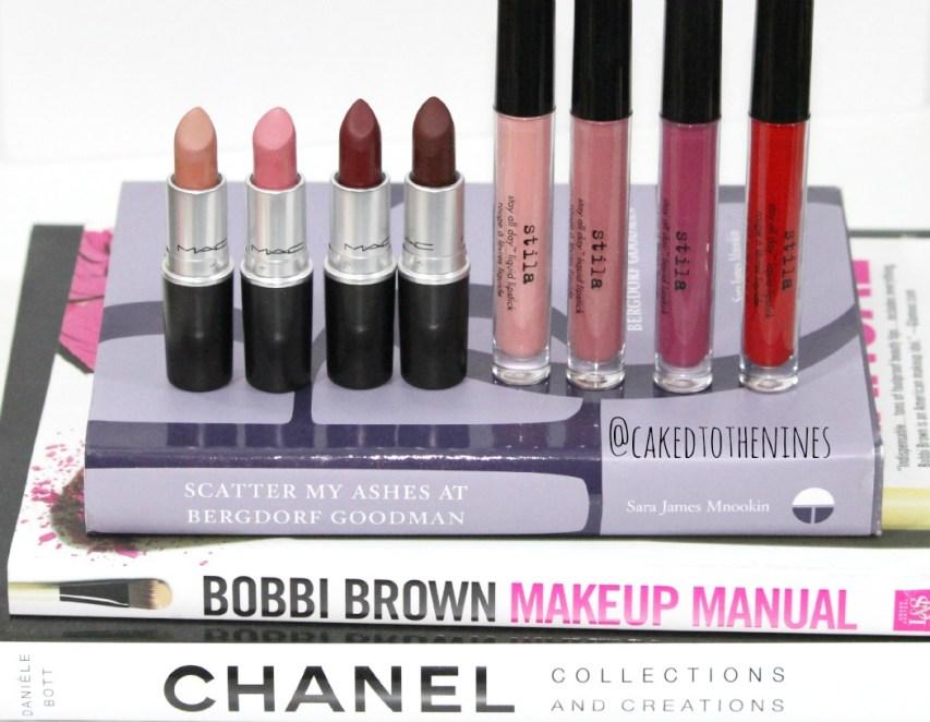 liquid lipstick, stila liquid lipstick, mac lipstick, beauty chat