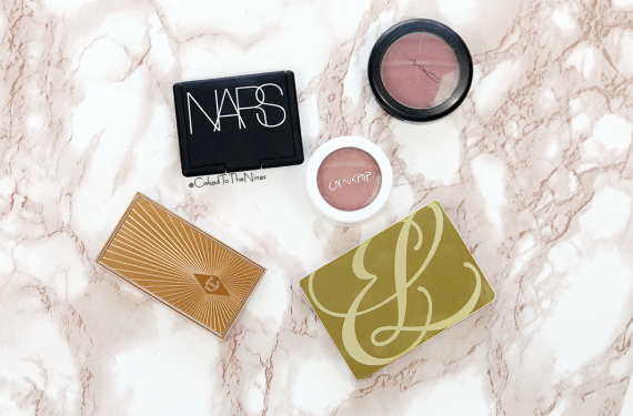 5 Blushes For Fall   NARS Oasis, MAC Breath of Plum, ColourPop Between The Sheets, Estee Lauder Lover's Blush, Charlotte Tilbury The Spy Who Loved Me