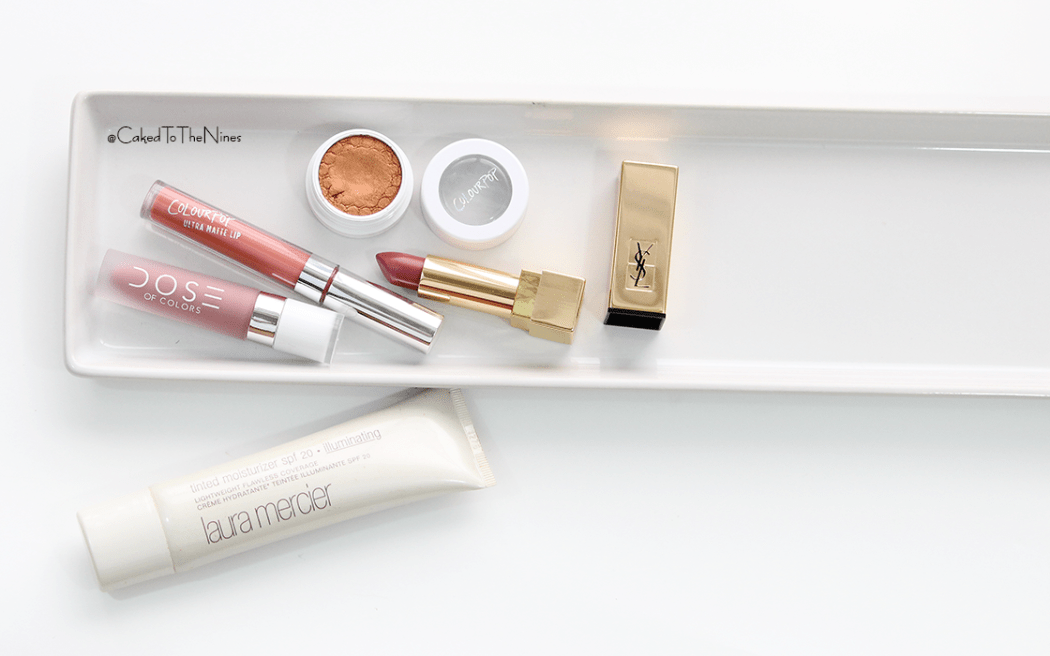 October beauty faves