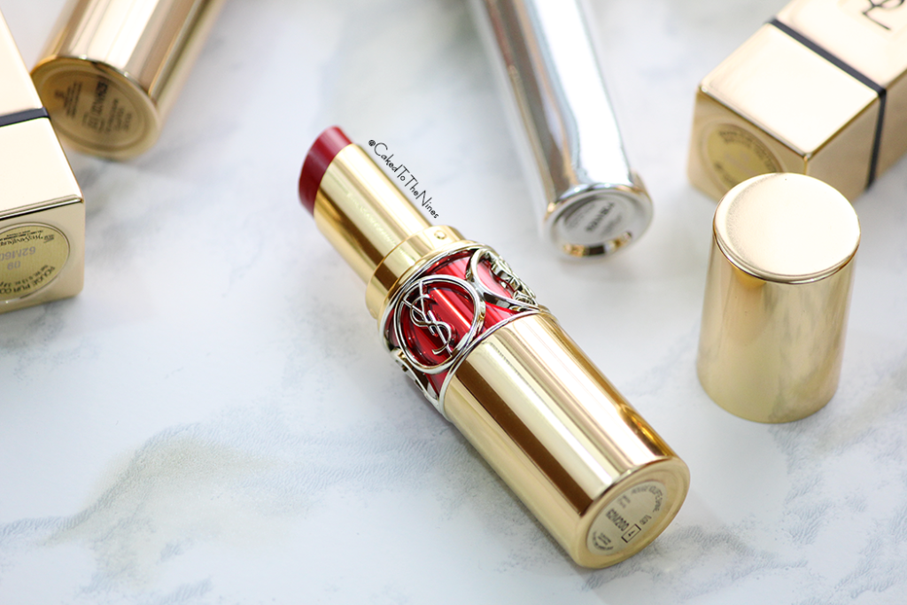 YSL Rouge in Danger review