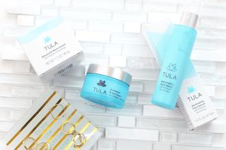 Tula Illuminating Face Serum and Advanced Neck Cream review