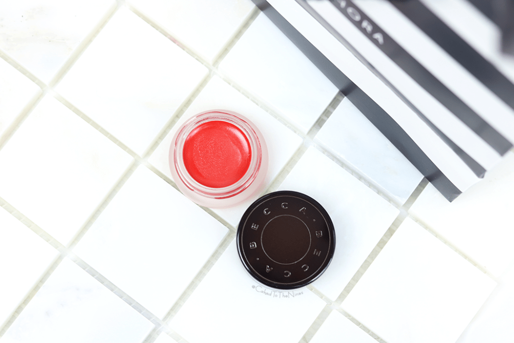 The Becca Backlight Targeted Color Corrector in Papaya