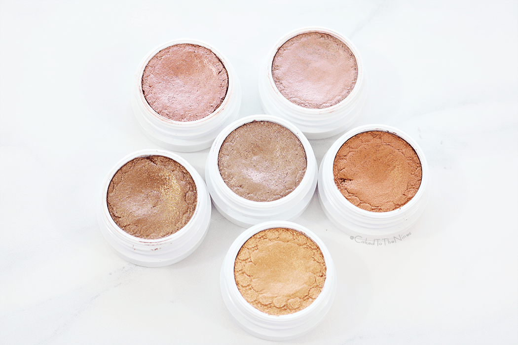 6 Must Have Metallic ColourPop Eyeshadows
